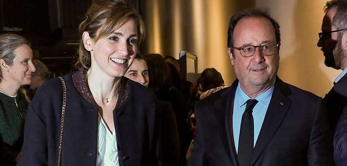 Rafale: Hollande's partner Jaulie Gayet linked with Anil Ambani 13