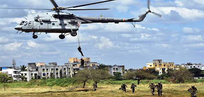 India Sri Lanka Joint Military Exercise Mitra Shakti 2019