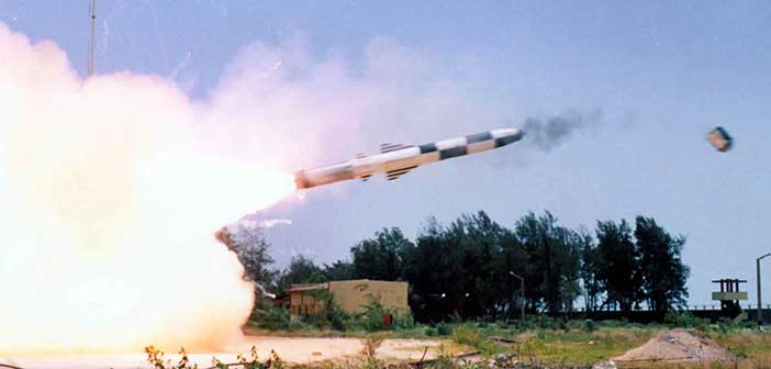 Lethal Punch: India validates accuracy of land and air versions of Brahmos missiles  2