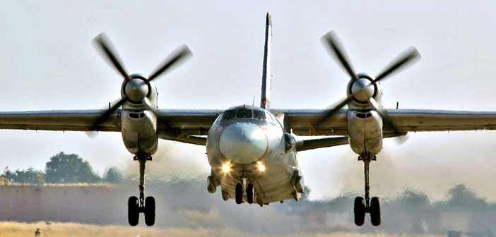 IAF's workhorse AN-32 transport aircraft certified to use bio-fuel 3