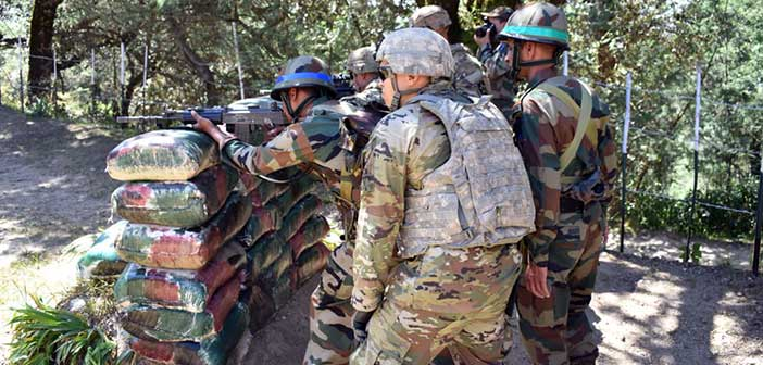 Indian, US armies begin joint exercise Yudh Abhyas 16