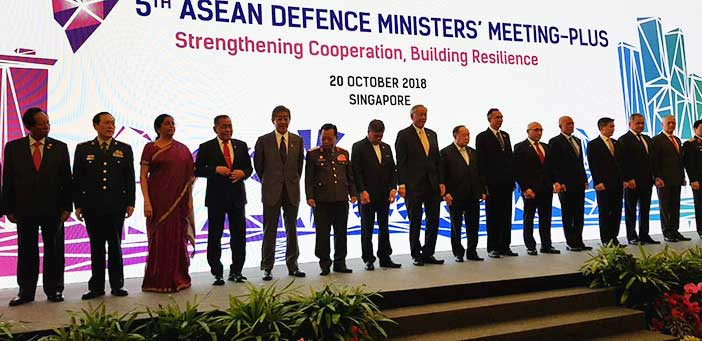India tells ASEAN: Will again carry out surgical strikes on terror camps 14