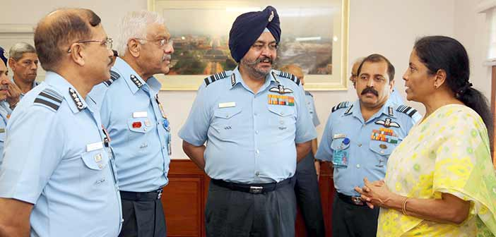 India increases financial powers of senior military commanders 8