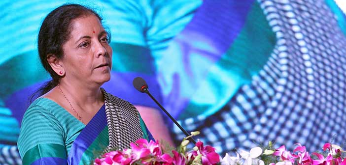 Nirmala Sitharaman addresses Jawans through radio 21