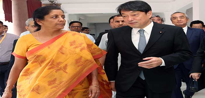 India, Japan to hold military exercise Dharma Guardian in November 13
