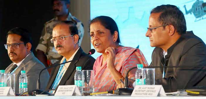 Sitharaman rejects AK Antony's charge of overlooking HAL in Rafale deal 12