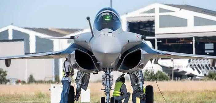 IAF Rafale Shastra Puja