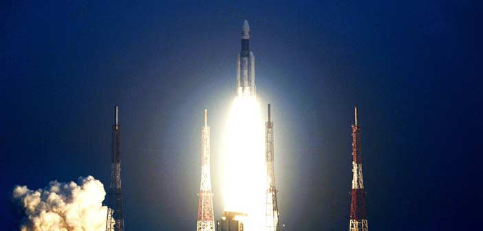 ISRO launches heaviest satellite using most powerful GSLV rocket 6