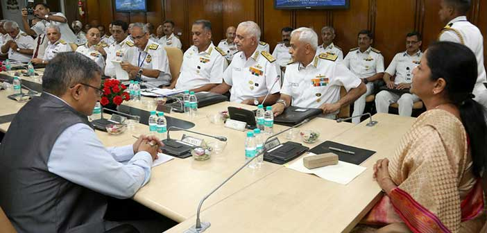 India urges naval commanders to counter any challenge at seas 10
