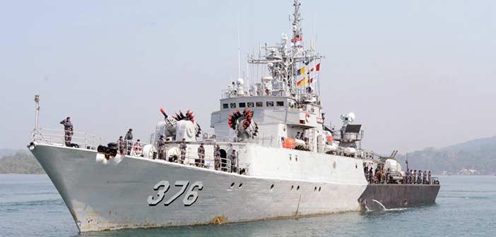India Indonesia Coordinated Patrol