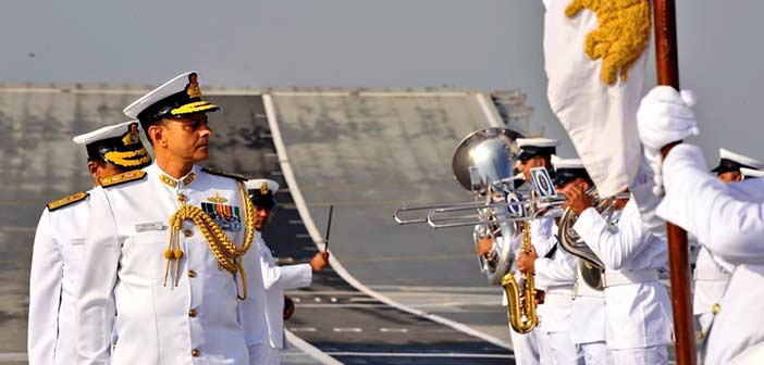 Indian Navy, Rear Admiral Sanjay Jasjit Singh, Western Fleet, Sword Arm of Indian Navy, Sunil Lamba, MA Hampiholi