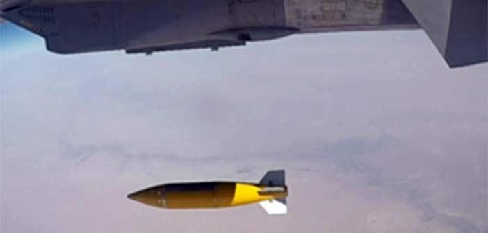 IAF, Indian Air Force, DRDO, Guided Bomb, Pokhran, Precision Bomb