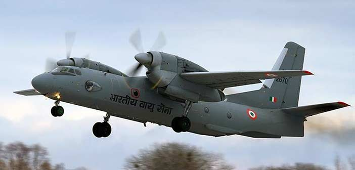 IAF AN 32 Aircraft News