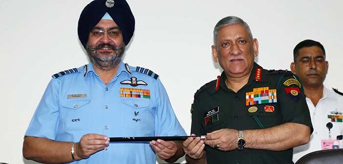 Bipin Rawat Indian Army News