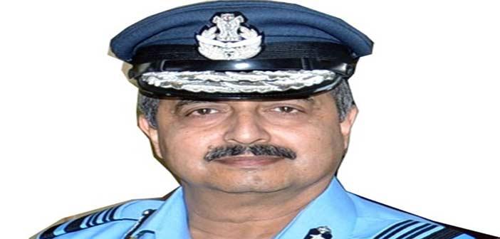 IAF Air Marshal VR Chaudhary