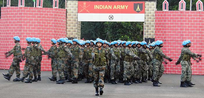 India Maldives Military Exercise