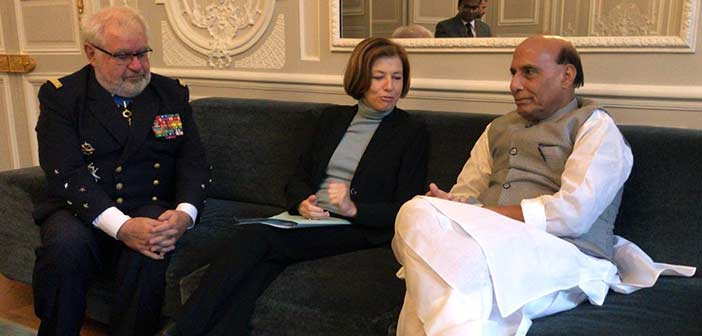 India France Defence Dialogue