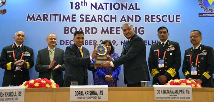 National Maritime Search & Rescue Board