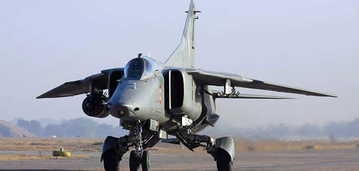IAF Air Force Mig 27