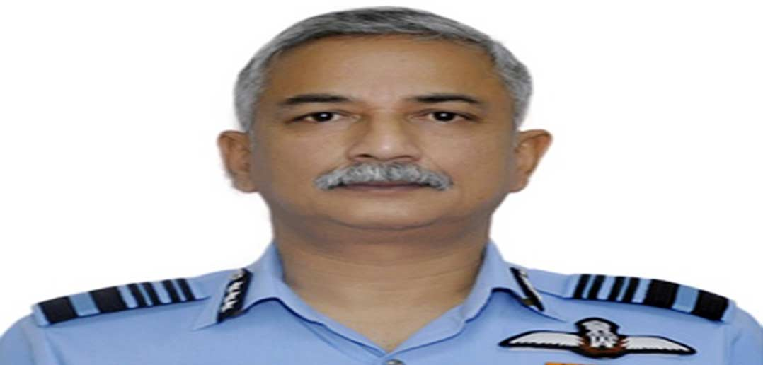 Air Marshal D Choudhury, IAF