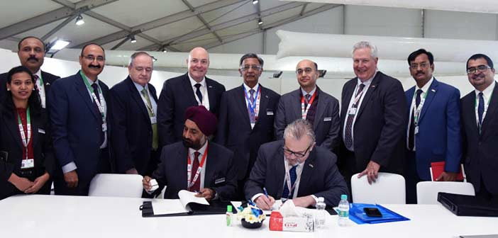 Bharat Forge General Atomics MoU