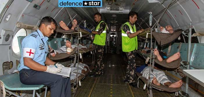 IAF Indian Air Force Corona
