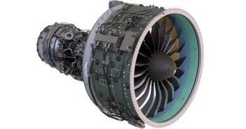 Pratt and Whitney AIESL GTF Engine