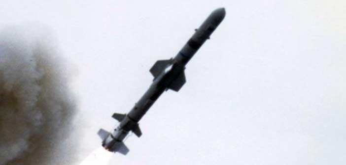 Boeing Harpoon Missile