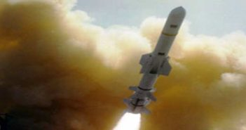 Boeing Harpoon Missile P8I