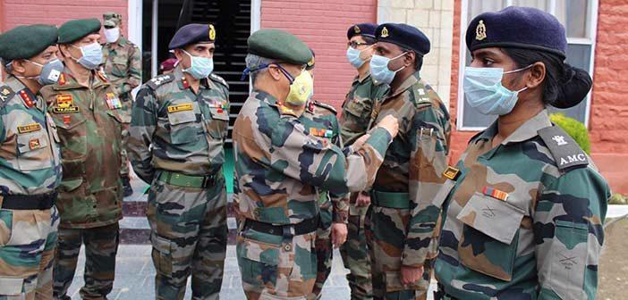 Indian Army Coronavirus