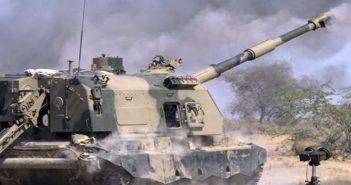 Rosoboronexport Msta-S 155 mm howitzer