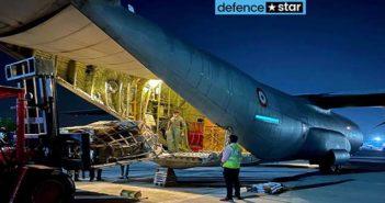 IAF Vizag Gas Leak Releif Operation