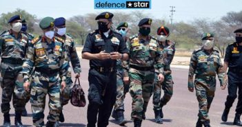 Indian Army Gen MM Naravane