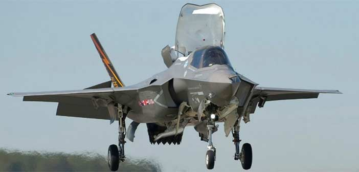 Lockheed Martin F-35 Delivery
