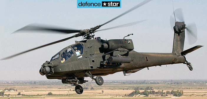 Photo: Boeing Apache Attack Helicopter