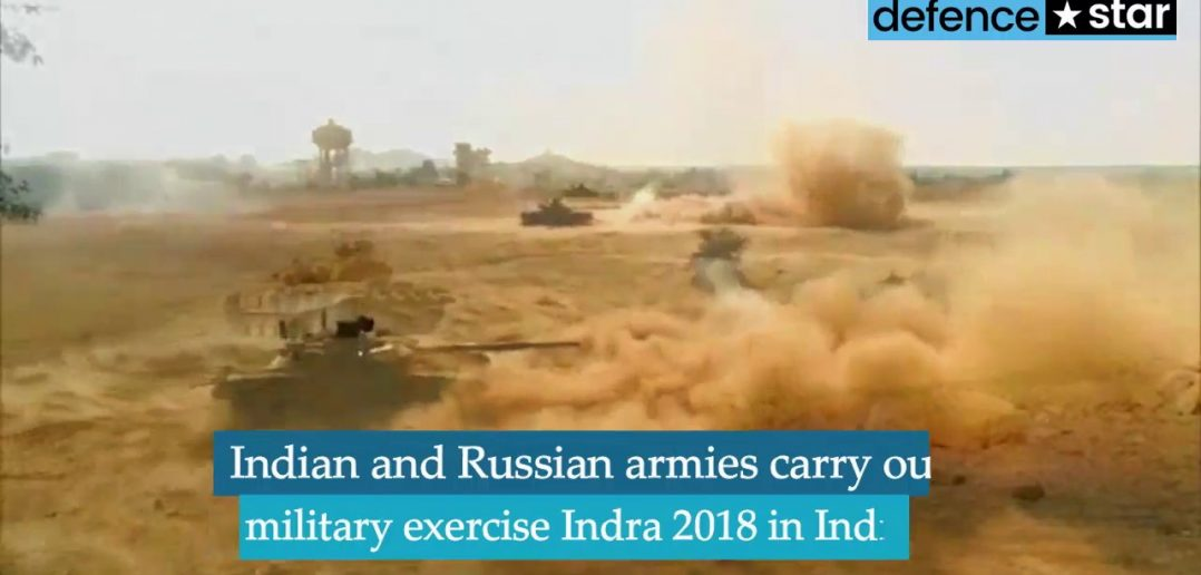 India, Russia conclude 11 day long joint military exercise Indra 2018 4