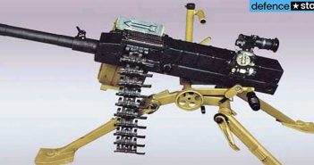 Indian Army AGS-30 30-mm grenade launcher