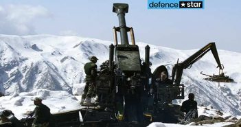 Indian Army Howitzer