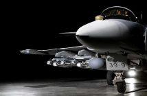 Saab Gripen Fighter Jet